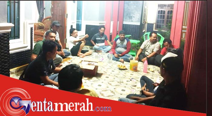 Polsek Lamban Tangkap Pelaku Penganiayaan Wartawan, AJOL Mesuji Ancam Lapor ke Polda Lampung
