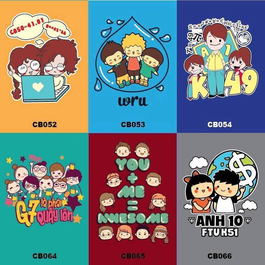Tổng hợp logo in áo đẹp - Hình 1