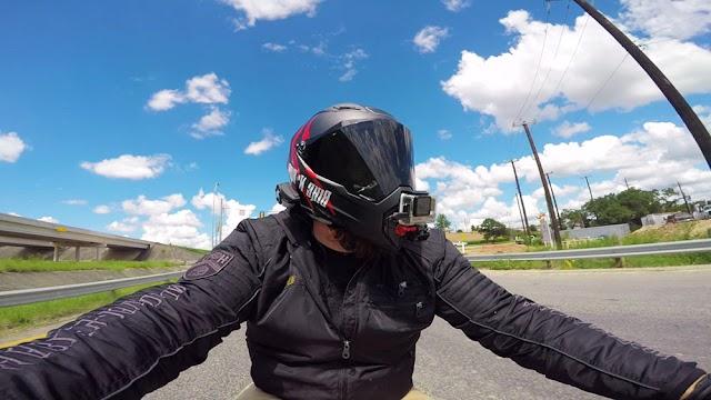 Action Cam yang Sudah Ada Mic External Incaran Motovlogger