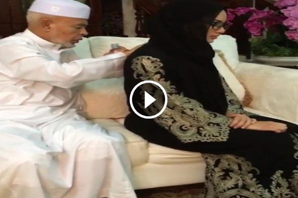 Video Neelofa DiRuqyah Dr.Haron Din Cetus Kontroversi Dikalangan Peminat