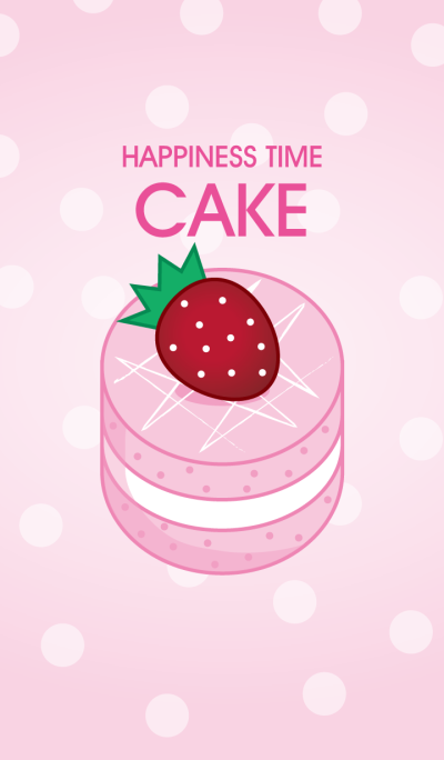 HAPPINESS TIME-CAKE