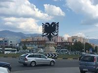 Terminal de bus à Tirana
