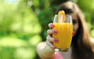 Laranja traz grande quantidade de vitamina C