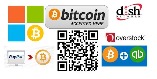 Compañías que aceptan Bitcoin y otras criptomonedas