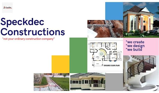Speckdec Constructions