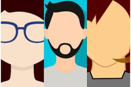 Cara menampilkan avatar penulis berbingkai bulat di blogger dengan CSS