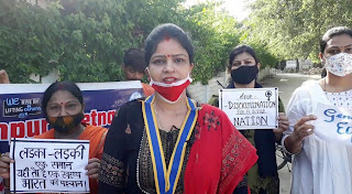 जेसीआई चेतना ने रैली निकालकर लोगों को किया जागरूक  | #NayaSaberaNetwork