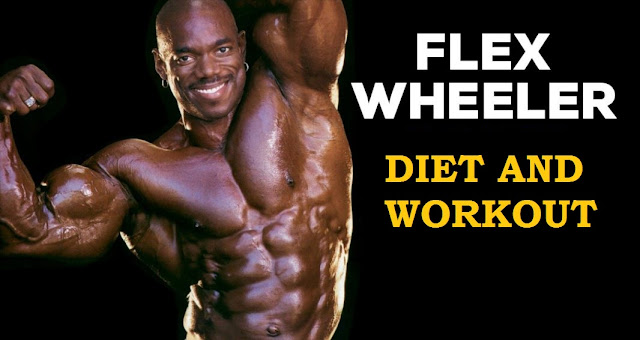 Flex Wheeler Workout Routine