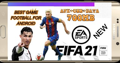 Download FIFA 21 Mobile Android Offline Best Graphics | GAMES
