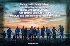 Inspiring Patience Thoughts for loved ones