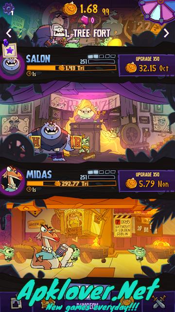 Dungeon Inc. MOD APK