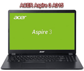 ACER Aspire 3 A315 Notebook Gaming