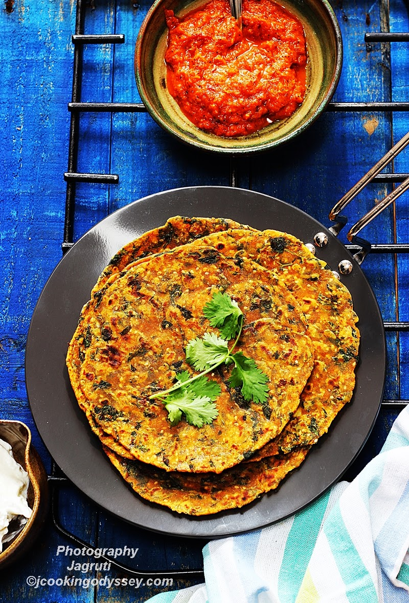 Tandljo Keri Paratha Skillet Fried Green Amaranth And Raw Mango Flatbread Vienna Avocado Ampamp Milk Body Scrub 1kg Who Doesnt Love Plate Of Hot Steamy Parathas Smeared With Oil Or Ghee Straight From The Either A Side Indian Masala Chai Tea