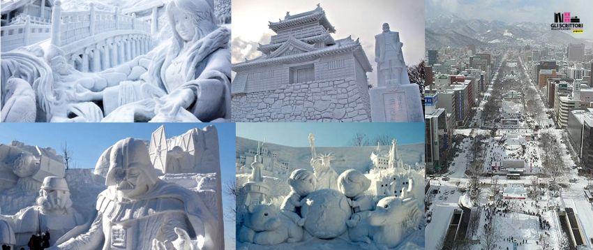 Giappone: Sapporo Yuki-matsuri