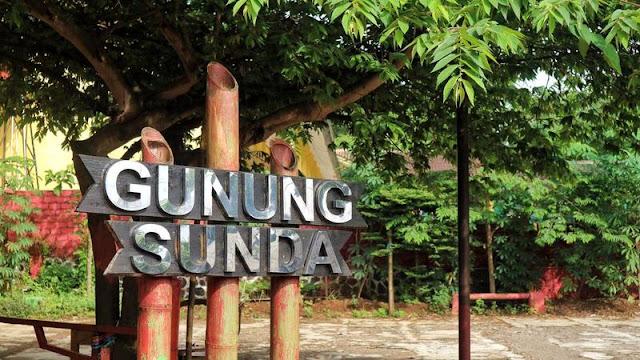Tempat ngabuburit di sukabumi - Gunung Sunda
