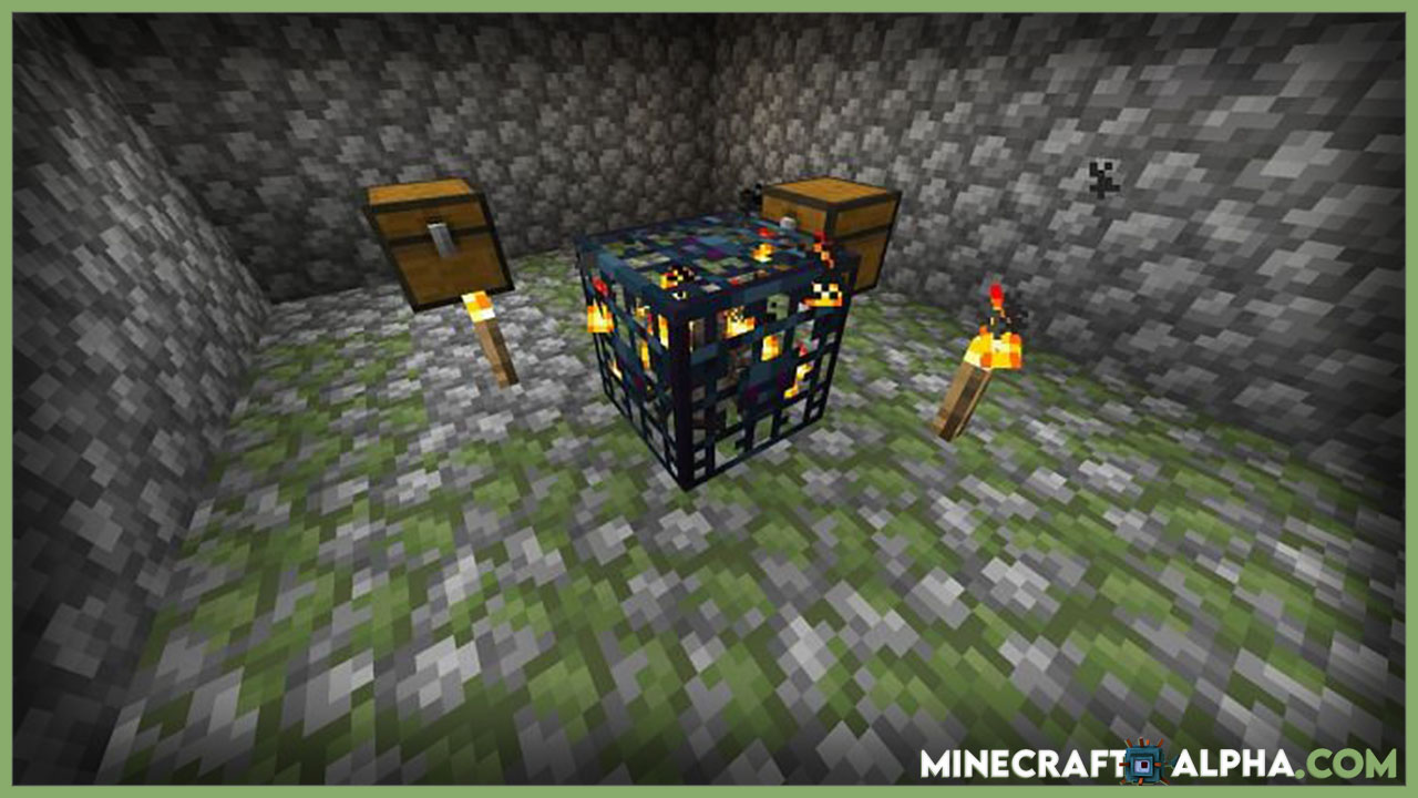 Mob Farms Made From Spawners