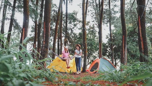 Curug Ciampea Camping