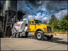 Kenworth T880 Mixer Truck