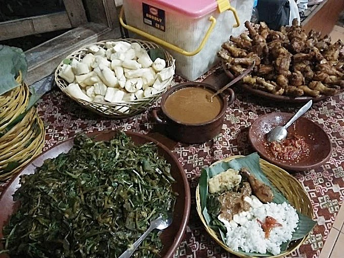 Rahim dan Revolusi Meja Makan (1)