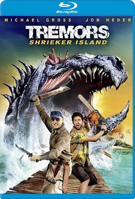 Tremors Shrieker Island [2020] [BD25] [Latino]