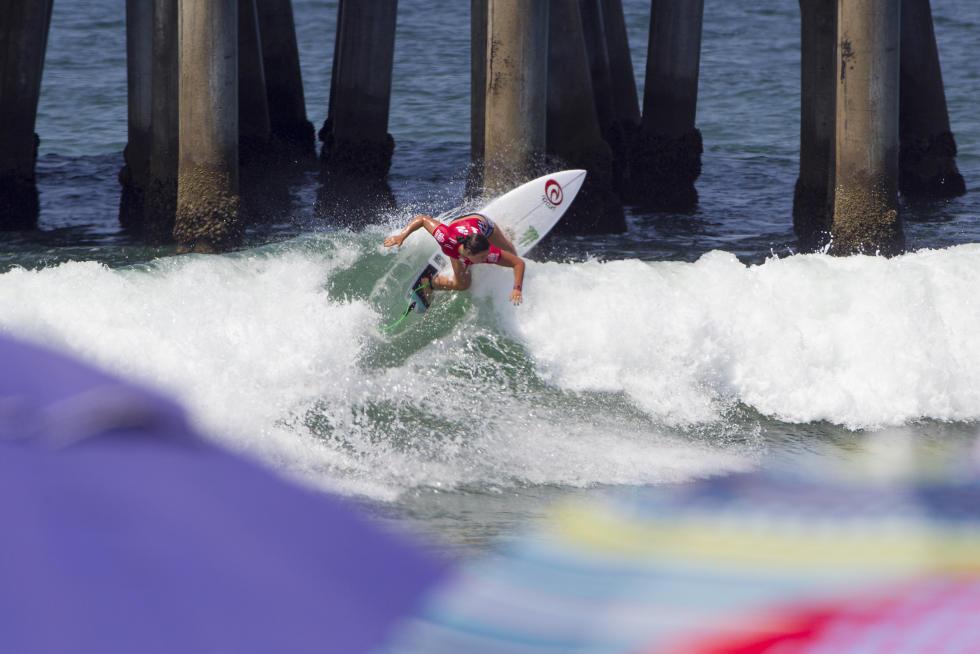 14 Tyler Wright Vans US Open of Surfing foto Jackson Van Kirk WSL