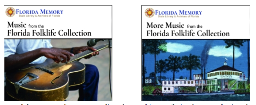 Freebies For Friends : FREE Florida Memory Music CD's or Posters