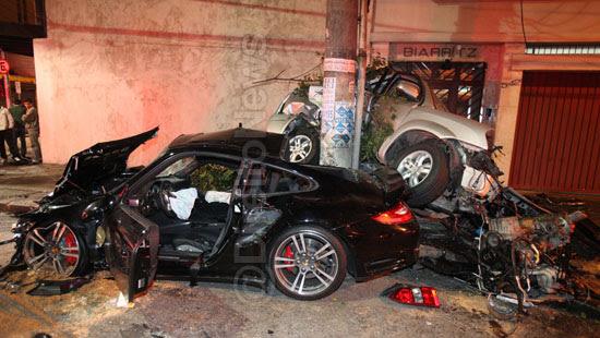motorista porsche matou advogada homicidio direito