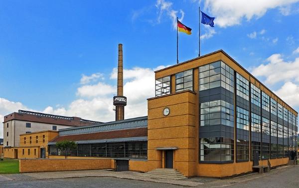 fabbrica Fagus-Walter Gropius-Bauhaus