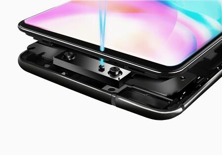sensor tof en un android
