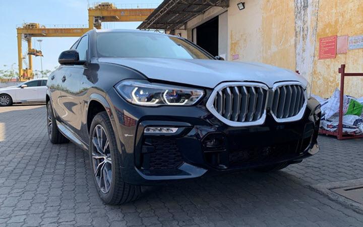 BMW X6 xDrive40i M Sport 2020 về Việt Nam, 'đe dọa' Mercedes GLE Coupe