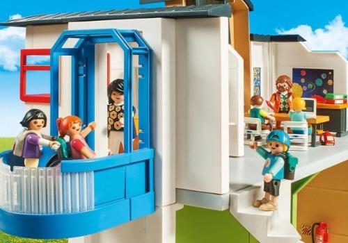 Playmobil City Life Playmobil stad