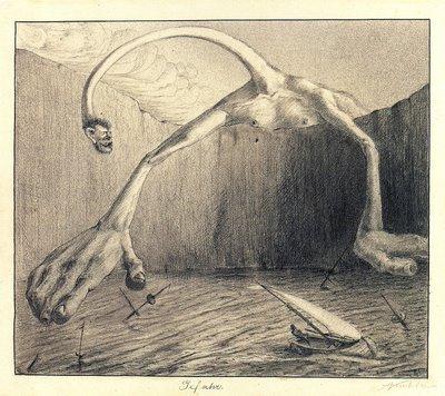 Resultado de imagen de blogspot, Alfred Kubin (1877-1959)