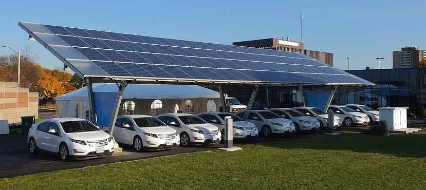 Electric Vehicle Charging Station EV charging station