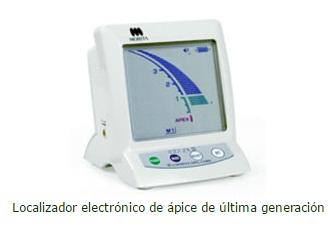 Localizadores electrónicos de ápice