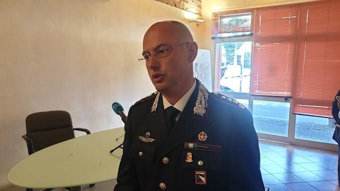 """Il nuovo comandante arriva a Piacenza: """"Ora guadagnare la fiducia"""""""
