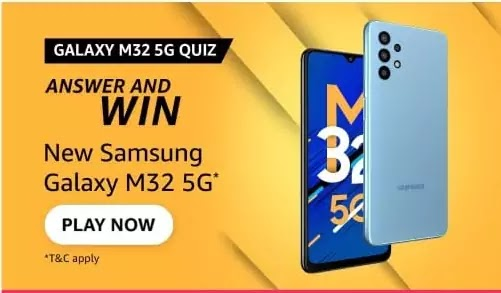 The new Galaxy M32 5G is India's first smartphone with