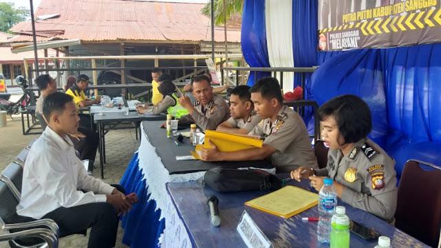 Pendaftaran Polisi Diperpanjang Hingga 6 April 2020, Polda Kalbar Pastikan Seleksi Bersih