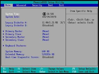 Sistem BIOS