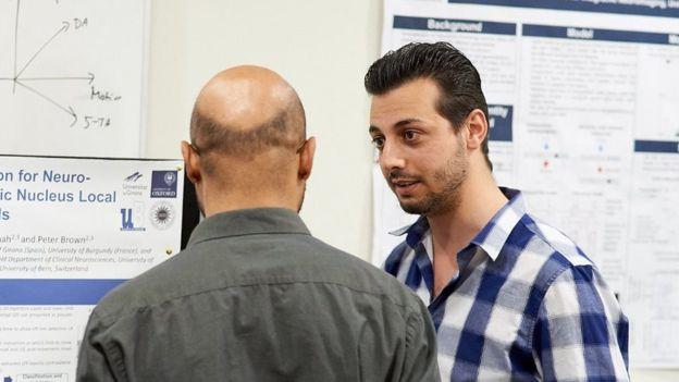 الباحث الأردني  سائد الخوالده يطوّر تقنية تتحكم بالأطراف الصناعية