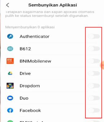 Cara Menyembunyikan Aplikasi Di Hp Vivo Y12