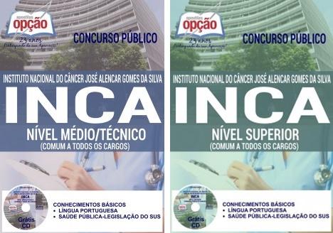 Apostila INCA 2016