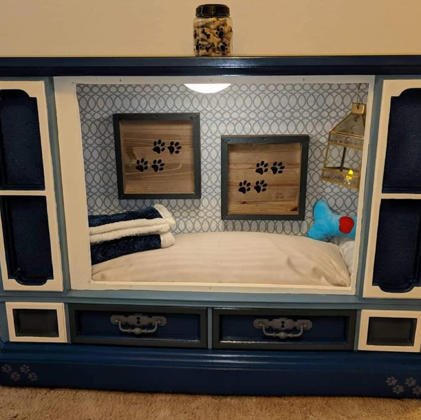 COOL AND MODERN DIY DOG BED IDEAS