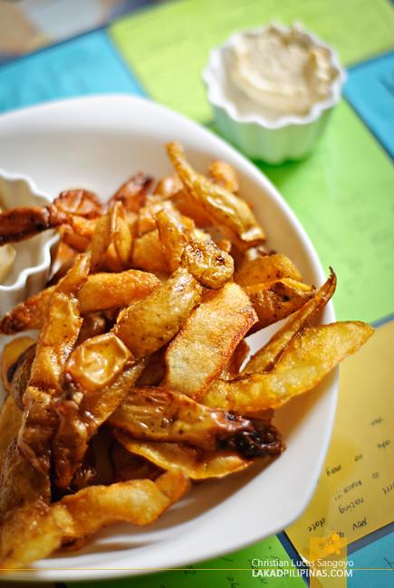 Stregato Gelateria Balanga Bataan Baked Potato Skins