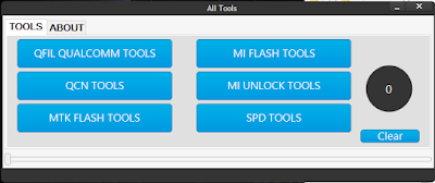 All Mobile CPU Flash Tools Free
