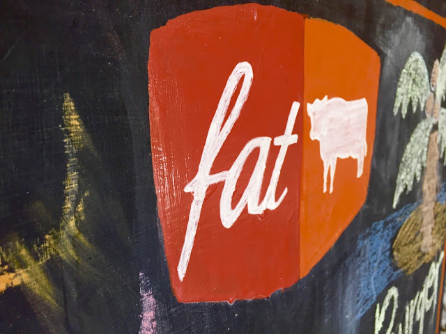 Fat Cow on Highland Road.