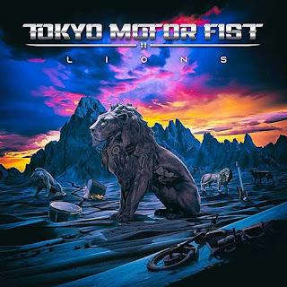 """Ο δίσκος των Tokyo Motor Fist """"Lions"""""""