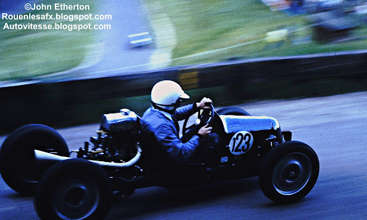 From the Archives - Newton Classic Hill Climb, Prescott, 1st June 1980