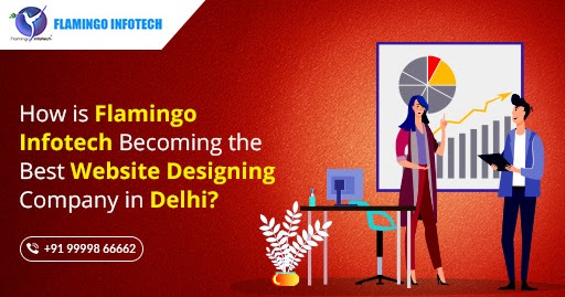 Flamingo Becoming The Best Website Designing Company in Delhi