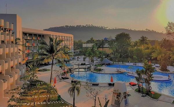 Menginap di Harris Resort Waterfront Batam, Dapatkan Diskon Hingga 35 Persen