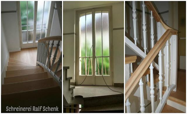 Treppenhaus Sanierung